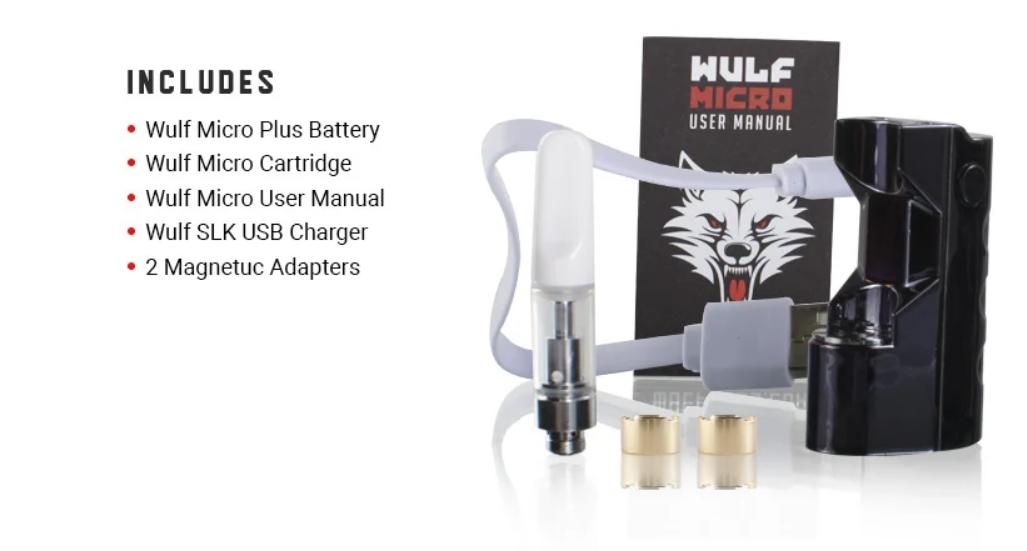 Wulf Mods Micro