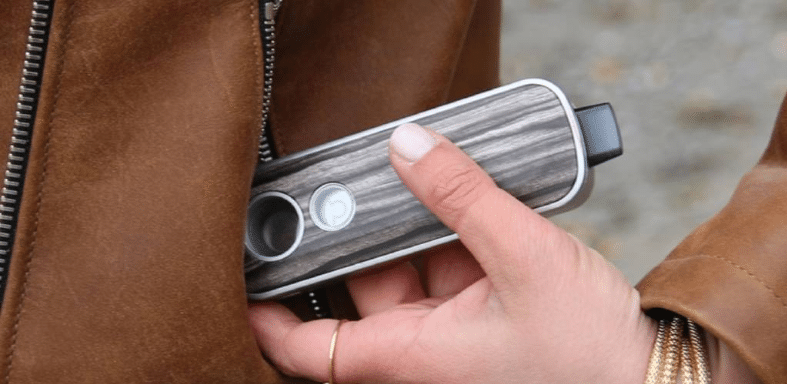 what is a portable vaporizer