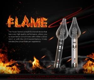 Yocan Flame vaporizer pen