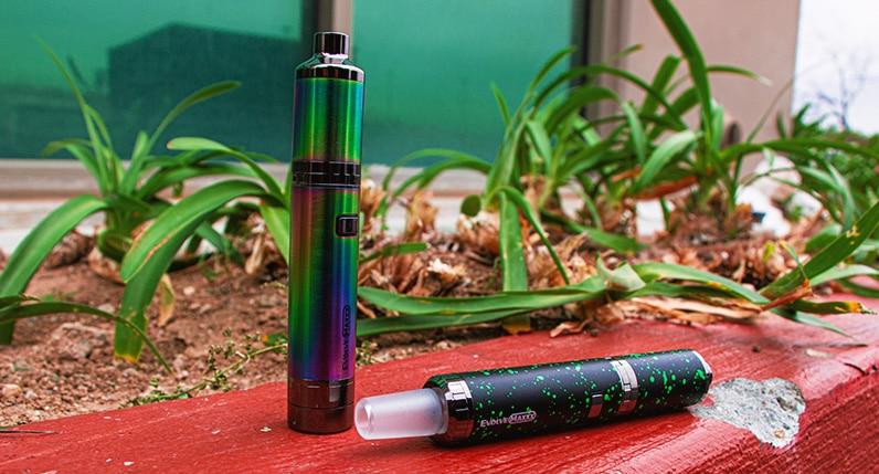 dry herb vape pen